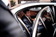 Maurizio Lupi, dopo l'inaugurazione della nuova sede del partito politico Forza Italia. Roma, 19 settembre 2013. Christian Mantuano / OneShot <br /> <br /> Maurizio Lupi, after the inauguration of the new headquarters of the political party Forza Italia. Rome, 19 September 2013. Christian Mantuano / OneShot