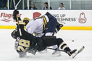 Hockey - Michigan vs Western 12/14