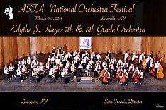 Edythe J. Hayes 7th & 8th Grade Orchestra