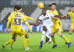Joel Asoro of Swansea City - Mandatory by-line: Alex James/JMP - 05/12/2018 - FOOTBALL - Liberty Stadium - Swansea, England - Swansea City U21 v Bristol Rovers - Checkatrade Trophy