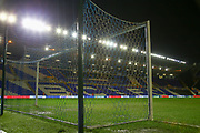 General view behind the goals during the EFL Sky Bet League 1 match between Coventry City and Rotherham United at the Trillion Trophy Stadium, Birmingham, England on 25 February 2020.