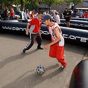 NLD/Huizen/20050910 - Huizerdag 2005, Panna knock out wedstrijd