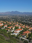 Laguna Niguel Residential Community Stock Photo