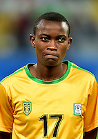 Fifa Woman's Tournament - Olympic Games Rio 2016 -  <br /> Zimbabwe National Team - <br /> Kudakwashe BASOPO