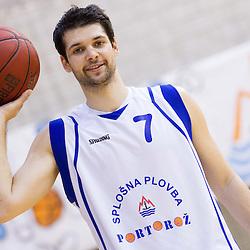 20121027: SLO, Basketball - 2. SKL, KK Splosna plovba Portoroz vs Terme Olimia Podcetrtek