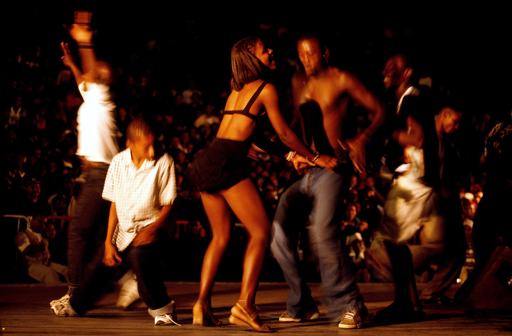 """""""Funana"""" is the capeverdian musical style that it's danced with greater intensity."""