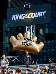 07-09-2018 NED: King of the Court, Utrecht<br /> 5 teams play in 3 rounds for the title 'King of the Court / Entertainment