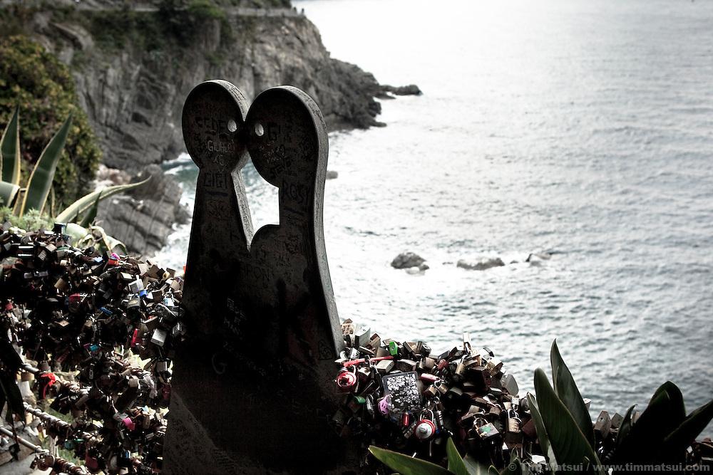 Cinque Terra coast, Italy.