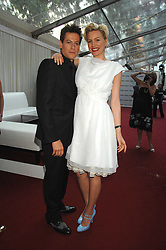 IOAN GRUFFUDD and ALICE EVANS at the Glamour magazine Women of the Year Awards held in the Berkeley Square Gardens, London W1 on 5th June 2007.<br /><br />NON EXCLUSIVE - WORLD RIGHTS