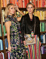 February 13, 2018 - New York, NY, United States - February 13, 2018 New York City....Paris Hilton and Nicky Hilton Rothschild attends the Alice and Olivia By Stacey Bendet Presentation during 2018 New York Fashion Week on February 13, 2018 in New York City  (Credit Image: © Nancy Rivera/Ace Pictures via ZUMA Press)