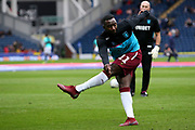 Aston Villa midfielder Yannick Bolasie (11) during the EFL Sky Bet Championship match between Blackburn Rovers and Aston Villa at Ewood Park, Blackburn, England on 15 September 2018.
