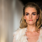 NLD/Amsterdam/20140615 - Opname aflevering Holland Next Top Model 2014, Liz Lucasse