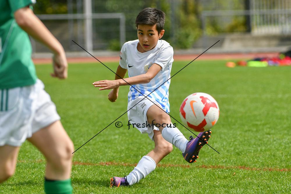 02.04.2017; Zuerich; <br /> Fussball FCZ Academy Letzikids - FC Zuerich U10; <br /> <br /> (Andy Mueller/freshfocus)