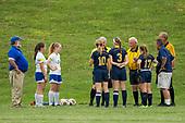 MCHS Varsity Girls Soccer vs Rappahannock, Conference 35 Quarter Finals