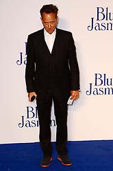 Blue Jasmine - UK film premiere. <br /> Richard E. Grant arrives for the Blue Jasmine film premiere, Odeon, London, United Kingdom. Tuesday, 17th September 2013. Picture by Nils Jorgensen / i-Images