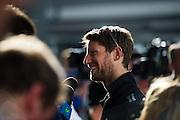 October 8, 2015: Russian GP 2015: Romain Grosjean (FRA), Lotus