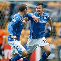 St Johnstone v Dundee United