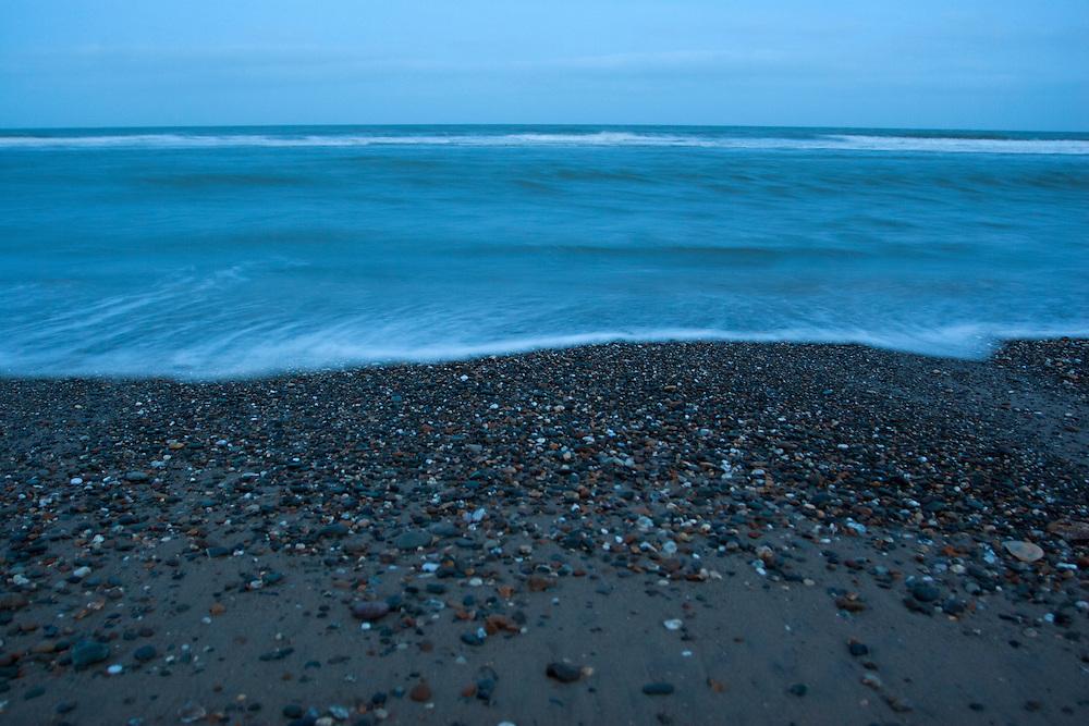 Beach near Glenadalough, Ireland.