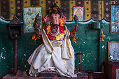Sri Lanka - Ganesh shrine Collection