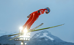 27.12.2014, Schattenbergschanze, Oberstdorf, GER, FIS Ski Sprung Weltcup, 63. Vierschanzentournee, Training, im Bild Anders Bardal (NOR) // Anders Bardal of Norway// during practice Jump of 63 rd Four Hills Tournament of FIS Ski Jumping World Cup at the Schattenbergschanze, Oberstdorf, Germany on 2014/12/27. EXPA Pictures © 2014, PhotoCredit: EXPA/ Peter Rinderer