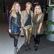 NLD/Amsterdam/20181211 - BN'ers bij Nikki in Concert, Anouk Smulders en Monique Smit