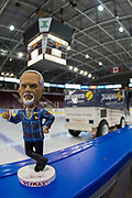 KELOWNA, CANADA - MARCH 10:  Don Cherry and the Kidney Foundation at the Kelowna Rockets game on March 10, 2018 at Prospera Place in Kelowna, British Columbia, Canada.  (Photo By Cindy Rogers/Nyasa Photography,  *** Local Caption ***