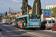 Israel, Haifa, downtown