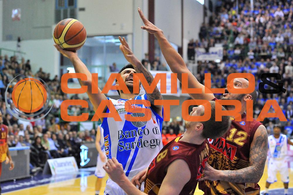 DESCRIZIONE : Campionato 2013/14 Dinamo Banco di Sardegna Sassari - Umana Reyer Venezia<br /> GIOCATORE : Brian Sacchetti<br /> CATEGORIA : Tiro Sottomano<br /> SQUADRA : Dinamo Banco di Sardegna Sassari<br /> EVENTO : LegaBasket Serie A Beko 2013/2014<br /> GARA : Dinamo Banco di Sardegna Sassari - Umana Reyer Venezia<br /> DATA : 16/03/2014<br /> SPORT : Pallacanestro <br /> AUTORE : Agenzia Ciamillo-Castoria / Luigi Canu<br /> Galleria : LegaBasket Serie A Beko 2013/2014<br /> Fotonotizia : Campionato 2013/14 Dinamo Banco di Sardegna Sassari - Umana Reyer Venezia<br /> Predefinita :