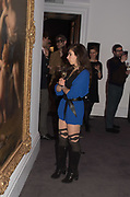 TATIANA HIRSCHLER, Sotheby's Erotic sale cocktail party, Sothebys. London. 14 February 2018
