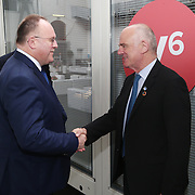 20160615 - Brussels , Belgium - 2016 June 15th - European Development Days - Bilateral Meeting <br /> David Nabarro, UN Special Adviser on the 2030 Agenda for Sustainable Development and Romain Schneider, Minister for Development Cooperation and Humanitarian Affairs Ministry of Foreign Affairs - Luxembourg<br /> &copy; European Union