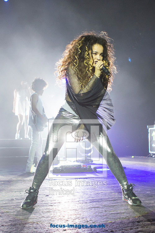 Ella Eyre perms live at O2 Brixton Academy, Brixton<br /> Picture by Ryan Dinham/Focus Images Ltd +44 7900 436859<br /> 10/11/2015