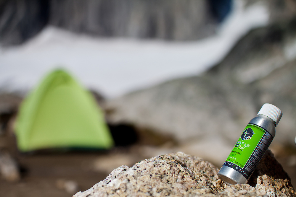 SFH Fish Oil in the Bugaboos