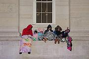 Dayton Holiday Festival in downtown Dayton, Ohio.