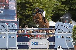 Hellström, Wilma, Bill Breaker<br /> Paderborn - Paderborn Challenge 2014<br /> Grosser Preis<br /> © www.sportfotos-lafrentz.de/ Stefan Lafrentz