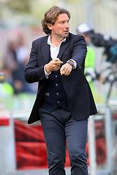 """Foto Filippo Rubin<br /> 21/10/2017 Cesena (Italia)<br /> Sport Calcio<br /> Cesena vs Fogga - Campionato di calcio Serie B ConTe.it 2017/2018 - Stadio """"Orogel Stadium""""<br /> Nella foto: GIOVANNI STROPPA<br /> <br /> Photo Filippo Rubin<br /> October 21, 2017 Cesena (Italy)<br /> Sport Soccer<br /> Cesena vs Foggia - Italian Football Championship League B ConTe.it 2017/2018 - """"Orogel Stadium"""" Stadium <br /> In the pic: GIOVANNI STROPPA"""
