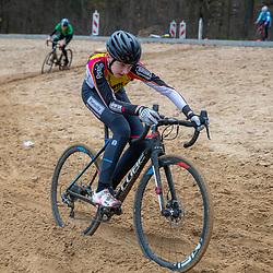 OLDENZAAL (NED) wielrennen<br />Julia van der Meulen
