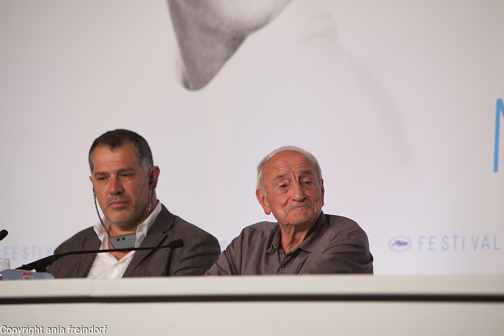 """""""The Ice and the sky"""" - """"Le Glace Et Le Ciel"""" Press Conference - The 68th Annual Cannes Film Festival"""