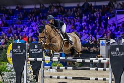 Losfeld Louise, BEL, Iowa van het Polderhof<br /> Jumping Mechelen 2019<br /> © FEI/Dirk Caremans<br />  30/12/2019