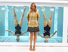 SEP 17 2013 Adidas by Stella McCartney at London Fashion Week S-S 2014