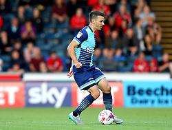 Matthew Bloomfield of Wycombe Wanderers - Mandatory by-line: Robbie Stephenson/JMP - 09/08/2016 - FOOTBALL - Adams Park - High Wycombe, England - Wycombe Wanderers v Bristol City - EFL League Cup