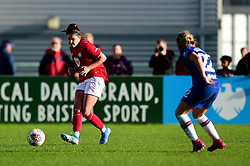 Carla Humphrey of Bristol City - Mandatory by-line: Ryan Hiscott/JMP - 29/09/2019 - FOOTBALL - SGS College Stoke Gifford Stadium - Bristol, England - Bristol City Women v Chelsea Women - FA Women's Super League