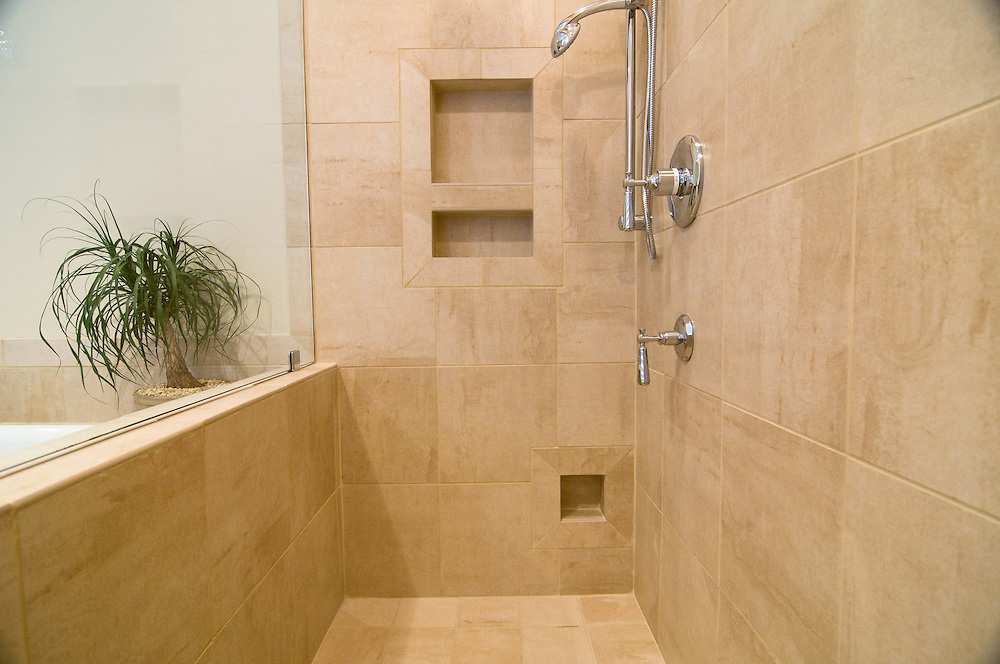 Custom Bath Shower<br />