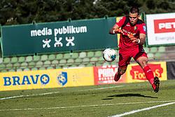 Igor Vekic of NK Bravo during football match between NK Bravo and NK Rudar Velenje in 1sth Round of Slovenian Cup 2019/20, on August 15, 2019 in Sports park ZAK, Ljubljana, Slovenia. Photo by Grega Valancic / Sportida