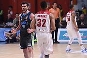 Giampaolo Ricci<br /> Vanoli Cremona - AX Armani Exchange Olimpia Milano<br /> Legabasket Serie A 2018/2019<br /> Cremona, 24/03/2018<br /> Foto M.Ceretti / Ciamillo-Castoria