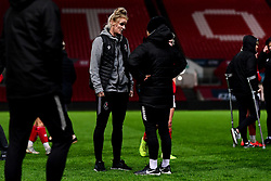 Jasmine Matthews of Bristol City - Mandatory by-line: Ryan Hiscott/JMP - 17/02/2020 - FOOTBALL - Ashton Gate Stadium - Bristol, England - Bristol City Women v Everton Women - Women's FA Cup fifth round