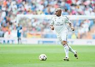 Real Madrid Legends v Liverpool Legends 140615
