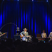 WASHINGTON, DC - June 21st,  2013 -  Country music superstar Dwight Yoakam (center) performs an intimate show at the 9:30 Club in Washington, D.C. Over the course of his career Yoakam has sold more than 25 million records, including five Billboard #1 Albums, 12 Gold Albums, and 9 Platinum Albums. (Photo by Kyle Gustafson/For The Washington Post)
