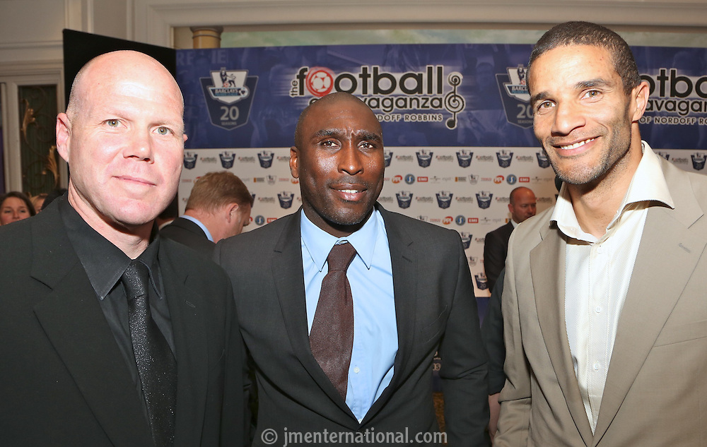 The Football Extravaganza celebrating 20 years of the Premier League, in aid of Nordoff Robbins..Wednesday, April.11, 2012 (Photo/John Marshall JME)