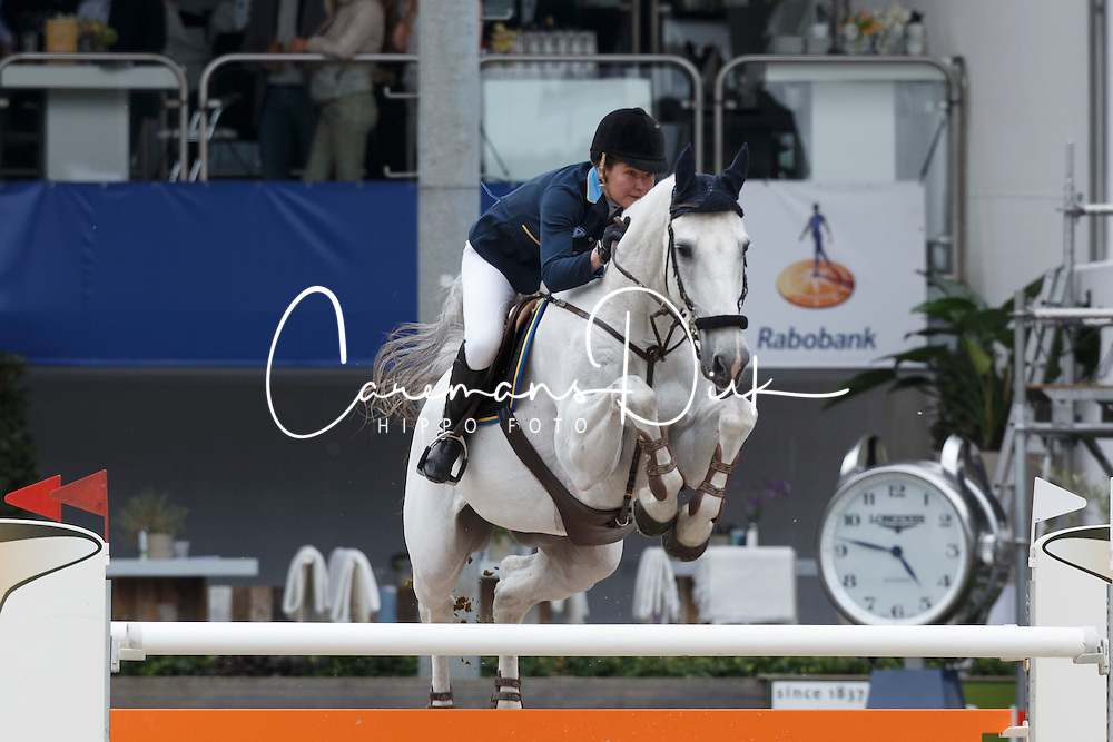 Persson Helena, (SWE), Bonzai H<br /> Furusiyya FEI Nations Cup™ presented by Longines<br /> CHIO Rotterdam 2015<br /> © Hippo Foto - Dirk Caremans<br /> 19/06/15