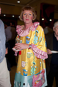 GRAYSON PERRY, Tate Britain Summer party. Tate. Millbank. 27 June 2011. <br /> <br />  , -DO NOT ARCHIVE-© Copyright Photograph by Dafydd Jones. 248 Clapham Rd. London SW9 0PZ. Tel 0207 820 0771. www.dafjones.com.